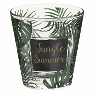 Gobelet bas jungle summer 25 cl