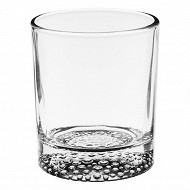 Lot de 4 verres Artico à whisky 30 CL