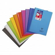 Clairefontaine cahier kover book a4 reliure intégrale petits carreaux 21x29.7cm