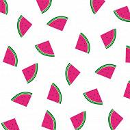 Cora serviette x20 exotic fruit 33x33cm 3 plis