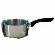 Cora casserole 14cm inox manche soft touch