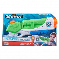 Zuru x-shot - typhoon thunder large - grand pistolet à eau 55mm