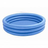 Intex piscine bleu cristal 147x33cm