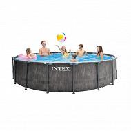 Kit piscine tubulaire Baltik 5m49x1m22
