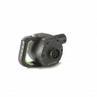 Intex gonfleur électrique rechargeable 12 et 220 V