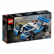 42091 Lego technic - La voiture de police