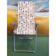 Eredu fauteuil 6 positions, matelas 6 cm. Avec têtiere anatomique,