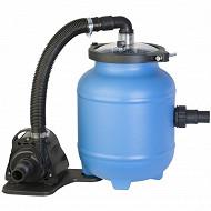 Groupe de filtration aqualoon 4m3/h
