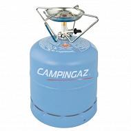 Campingaz réchaud gaz 1 feu avec paravent
