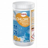 Chlore mini galets de 20g en boîte de 1.2 kg