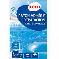 Patch réparation liner
