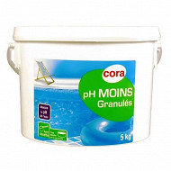 PH moins 5kg en granulés blanc