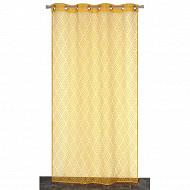 Panneau devore 140x240 cms miel
