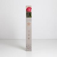 Rose naturelle stabilisée amorosa dark pink