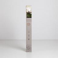 Rose naturelle stabilisée blanche