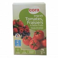 Cora engrais tomates - fraisiers - petits fruits 1kg