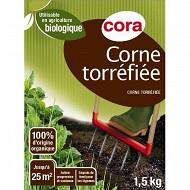 Cora corne torrefiée cora 1.5kg utilisable en agriculture bio