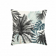 "Coussin ""jungle"" 38x38cm"