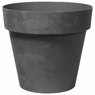 Pot vaso like anthracite 38 cm