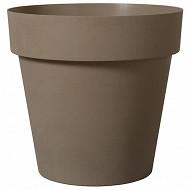Vaso like taupe 15 cm