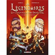 Bande dessinée - Les légendaires : les chroniques de Darkhell, volume 2, La croisée sanglante