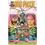 Manga - One piece : édition originale, volume 95, L'aventure d'Oden