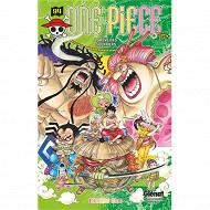 Manga - One piece, édition originale, volume 94, Le rêve des guerriers