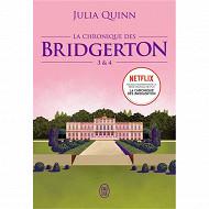 Julia Quinn - La chronique des Bridgerton, volume 3 & 4