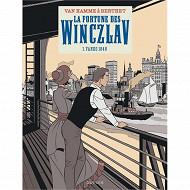 Bande dessinée - La fortune des Winczlav, volume 1, Vanko 1848