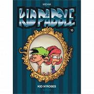 Bande dessinée - Kid Paddle - Tome 16 - Kid N'Roses