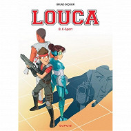Bande dessinée - Louca, volume 8, E-sport