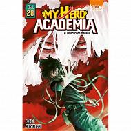 Manga - My hero academia, volume 28, Destruction massive