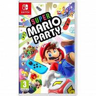 Jeu switch super mario party