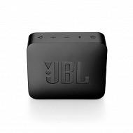 Jbl Enceinte nomade bluetooth go 2 noire JBLGO2BLK