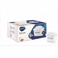 BRITA Pack de 9 cartouches Maxtra+ nouvelle formule 1026024