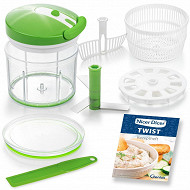 Best of tv moulin à hacher nicer dicer twist