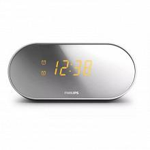 Philips Radio-réveil double alarme finition miroir AJ2000/12
