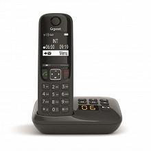 Gigaset Téléphone  sans fil avec répondeur AS690 A SOLO NOIR