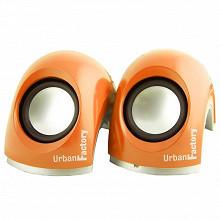 Urban factory Enceinte crazy speaker orange MSP03UF
