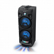 Muse enceinte party box bluetooth 400 watts M-1935 DJ