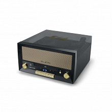 Muse Micro système cd avec platine vinyle MT-110 B