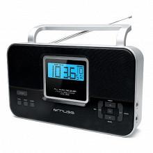Muse - Radio portable stéréo m-087 r