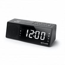 Muse radio reveil bluetooth M-172 BT