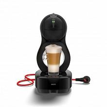 Krups machine à dosette Lumio noir Dolce Gusto YY3043FD
