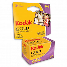 Kodak 1 Pellicule Gold 200 iso 24 poses 6034185