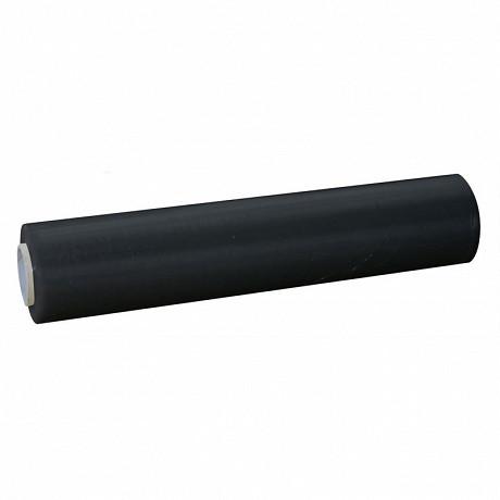 Pack & move rouleau film étirable noir 0.45x300m