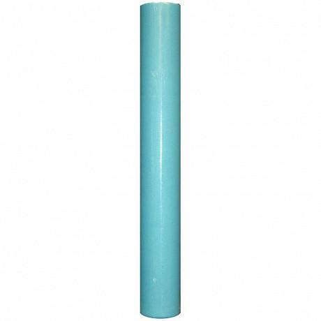 Cora chemin de table 4m80x0m38 soft turquoise prédécoupé