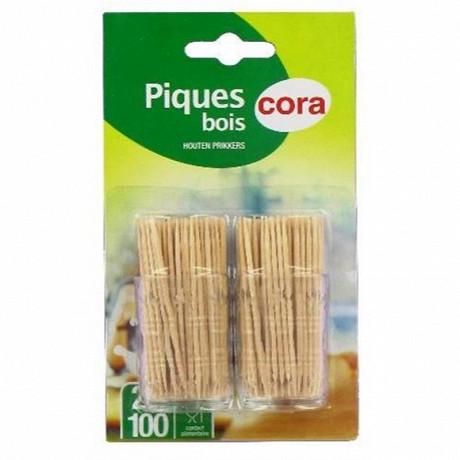 Cora tonnelets 100 cure dents x2