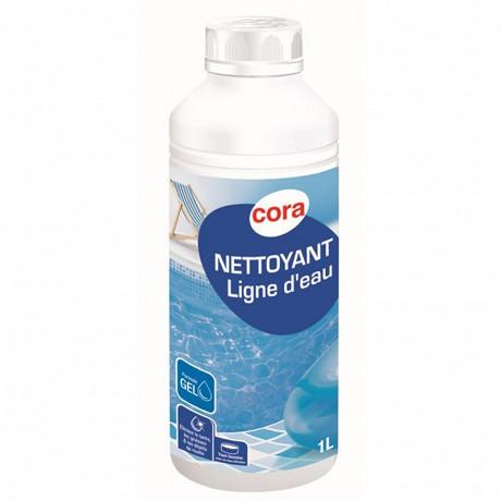 Nettoyant et détartrant ligne d'eau 1l