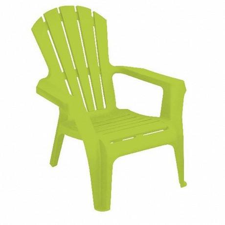 Fauteuil classic adirondack vert anis